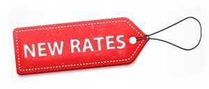 New Saddle Up Rates
